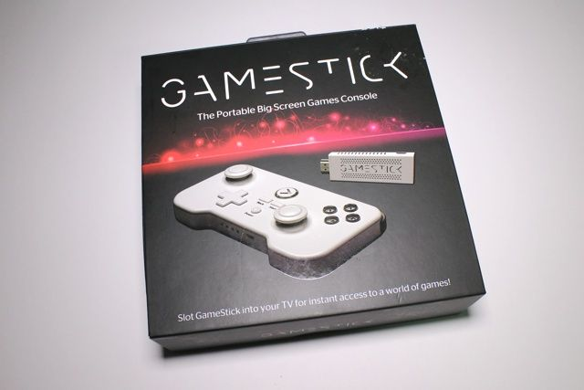 gamestick console review