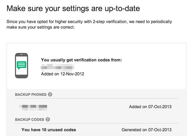 Lock Down These Services Now With Two-Factor Authentication google 2fa