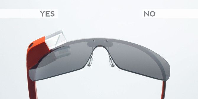 Is Google Glass the Best Thing Since Sliced Bread? [MUO Debates]