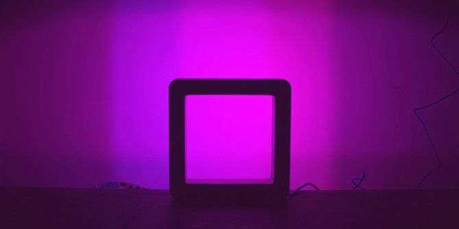 Holi Smart Mood Lamp Review and Giveaway