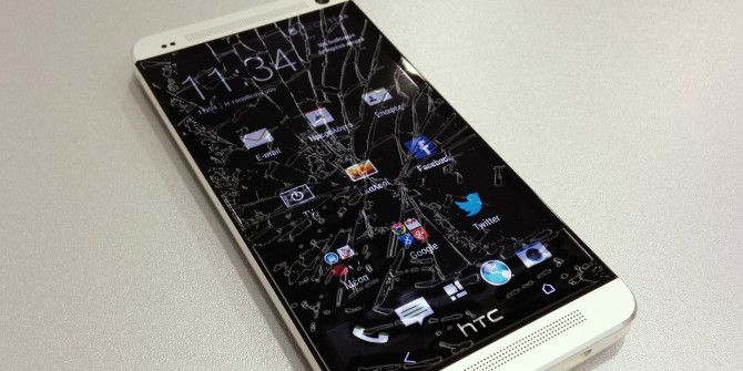 HTC Advantage Replacing Cracked Screens For Free In New HTC One Phones