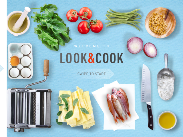 Look and Cook App