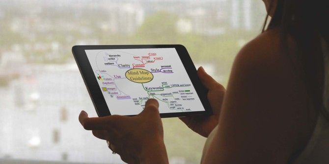 Mind Mapping on the iPhone & iPad: Here Are Your Options