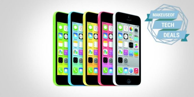 Cheap iPhone 5c, Samsung Galaxy S4 Active and More [Tech Deals]