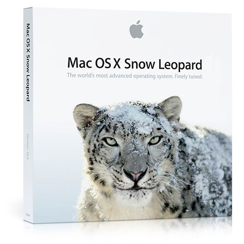 An Apple A Day: Getting The Most Out Of Older MacBooks mac osx snow leopard