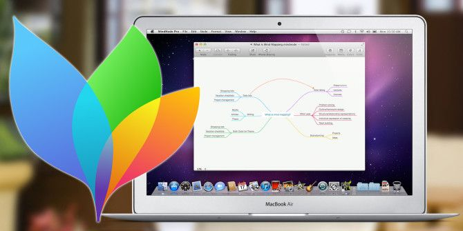 Mind Map Ideas, Projects and Tasks With MindNode for Mac and iOS