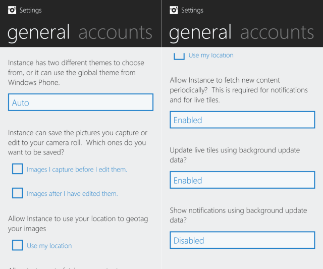 muo-windowsphone-instance-settings