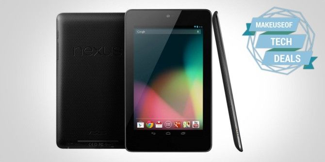 Buff Your PC With SSDs or Nab a Cheap Nexus 7 and More [Tech Deals]