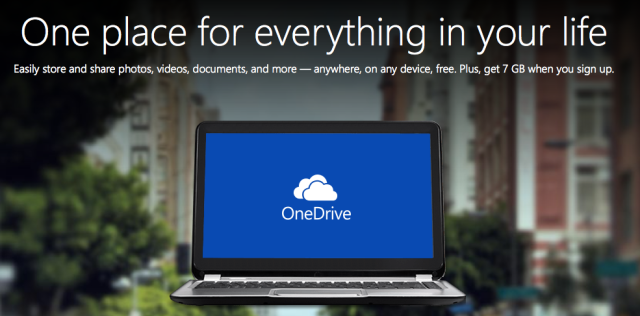 OneDrive Launches With More Storage & Automatic Android