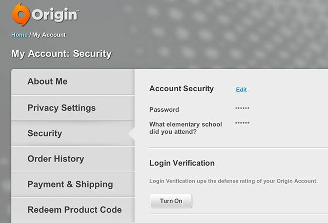 Lock Down These Services Now With Two-Factor Authentication origin 2fa