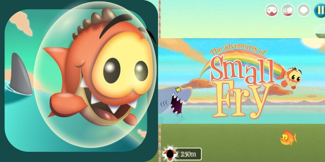 Small Fry Takes The Endless Runner Underwater On Android & iOS