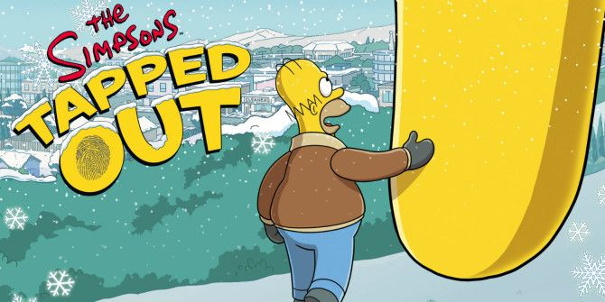 The Simpsons: Tapped Out Is A Free-To-Play Game That Mocks Free-To-Play Games
