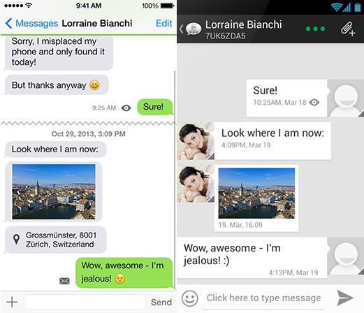 6 Secure iOS Messaging Apps That Take Privacy Very Seriously threema