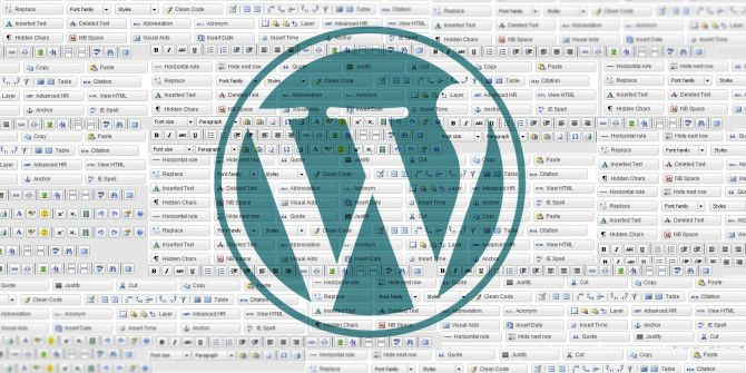 Take Control Of The WordPress Editor With TinyMCE Advanced