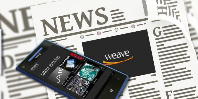 Get the Latest News On Windows Phone With Weave