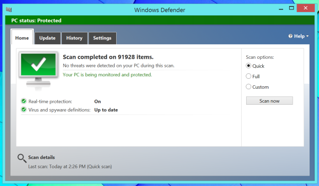windows-defender-integrated-antivirus-on-windows-8.1