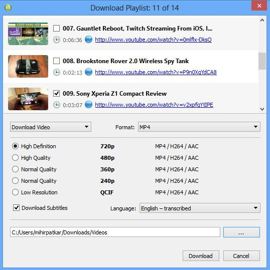 4K-Downloader-Download-YouTube-Other-Videos-Easily-Playlist-Options