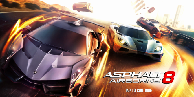 Asphalt 8: Airborne, The Best Free-To-Play Racing Game For Windows 8