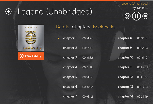 Audible-Book-Chapters