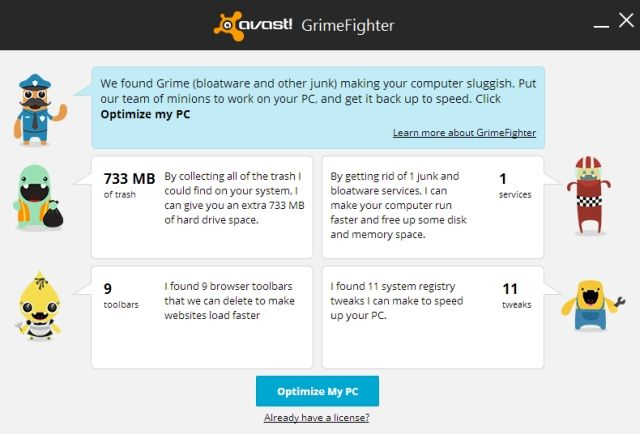 Avast-Grimefighter-Scan-Tool