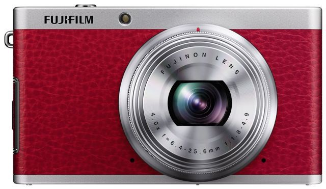Best-Point-and-Shoot-Cameras-Stylish-Fujifilm-XF1