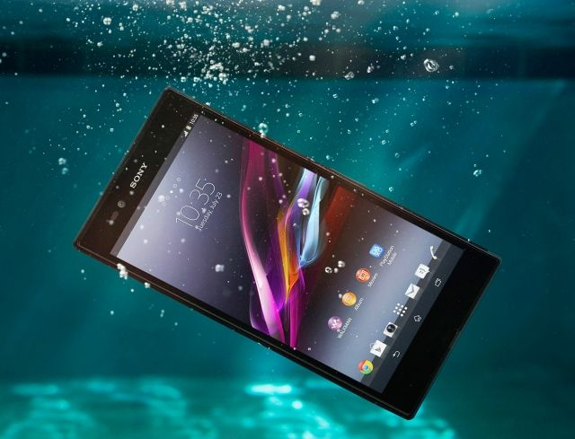 Big-Screen-Smartphones-Sony-Xperia-Z-Ultra-Waterproof