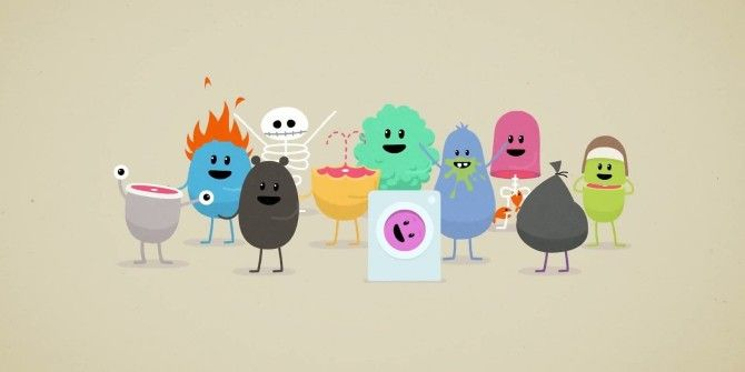 Dumb Ways To Die For Android: Mini Games To Keep You Alive On The Metro