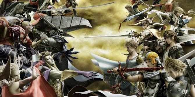 6 Lesser Known Final Fantasy Games That Deserve A Playthrough