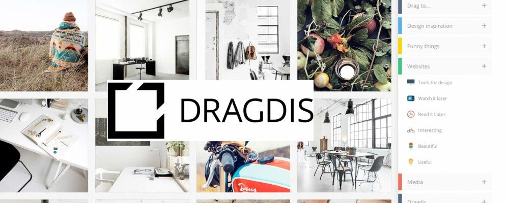 Drag, Drop, And Save Anything On The Web Easily With Dragdis