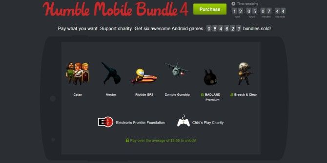 Humble Mobile Bundle 4 Is Packed With Discounted Android Games
