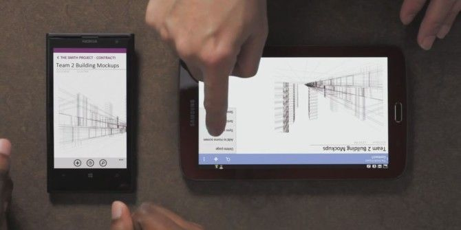 Microsoft Releases OneNote 2013 As Free Download for Mac And Windows