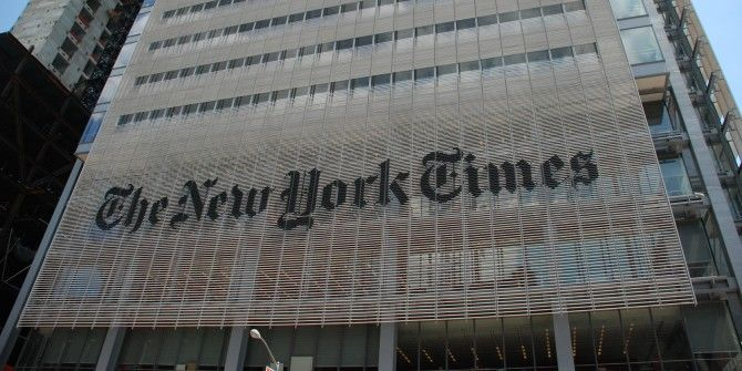 Find Trending New York Times Articles With New Tool