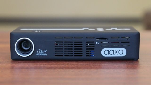 aaxa p4a projector review