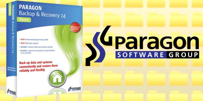 Never Lose a File Again With Paragon Backup and Recovery Home 14
