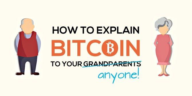 How To Explain Bitcoin To Anyone