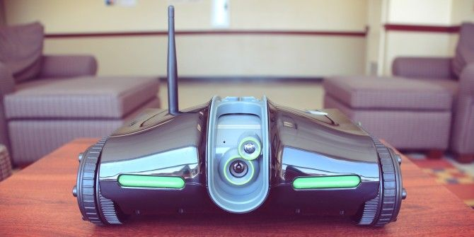 Rover 2.0 App-Controlled Wireless Spy Tank Review and Giveaway