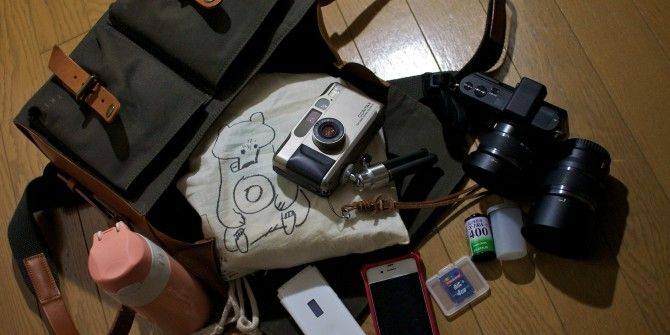 What's Inside Their Camera Bags? These Sites Will Tell You