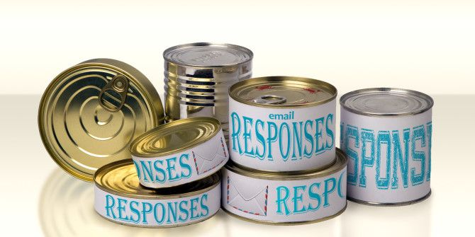 4 Ways to Creatively Use Canned Responses for Email Productivity