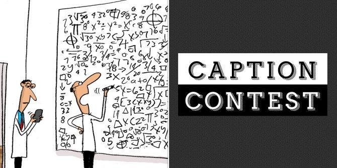 Caption Contest: Algorithm