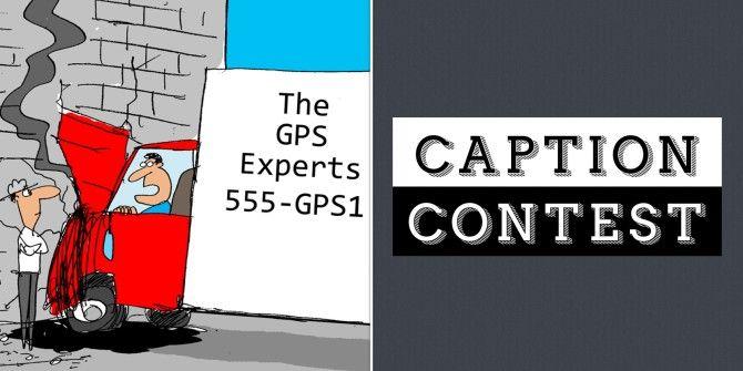 Caption Contest: Satisfaction Guaranteed