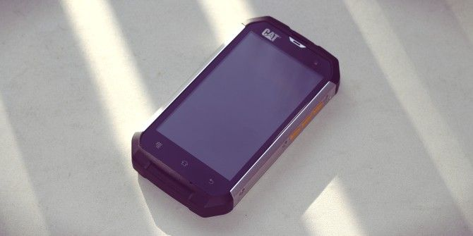 CAT B15 Ultra Rugged Smartphone Review and Giveaway