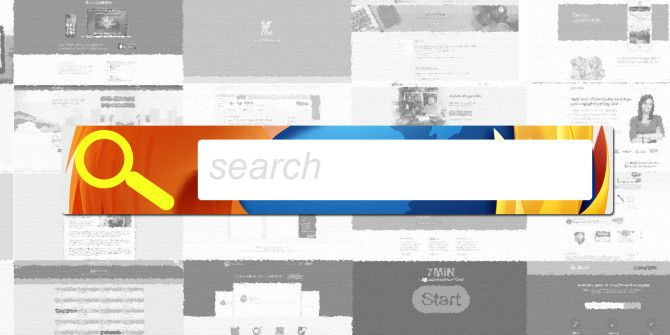 Turn Any Site's Search Box Into A Firefox Search Engine