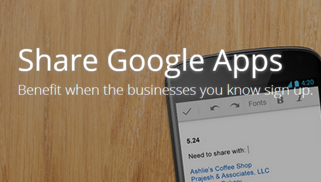 Join the Google Apps Referral Program & Get $15 Per New Customer googleapps1