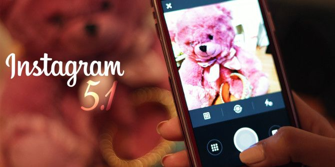 Instagram For Android 5.1 Update Makes It Faster; iOS Gets Slider For Lux Effect