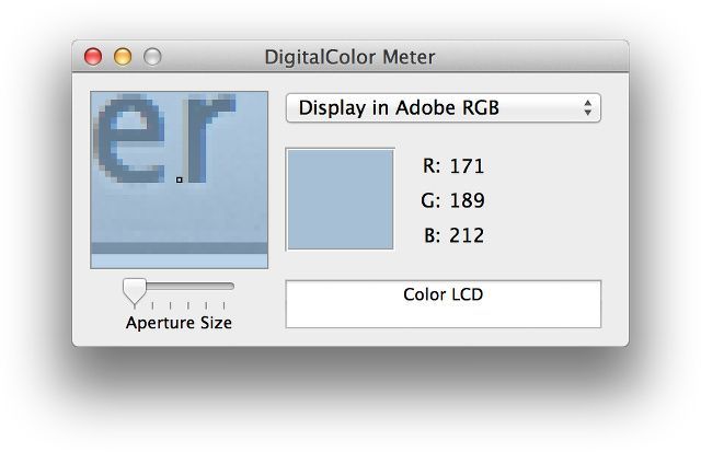 9 Useful In-Built Mac OS X Utilities You've Probably Never Used mac utility digitalcolor