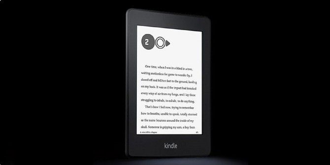 First Generation Kindle Paperwhite Gets Second Generation Software Update