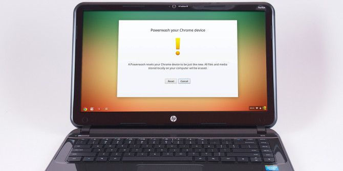 Two Ways To Reformat Your Chromebook: Powerwash & Full Recovery