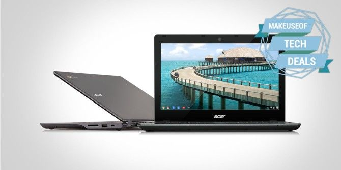 Cheap Chromebook, Tablets and More [Tech Deals]