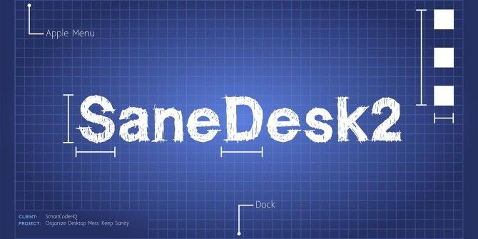 Use SaneDesk To Make Your Mac Desktop Productive Again