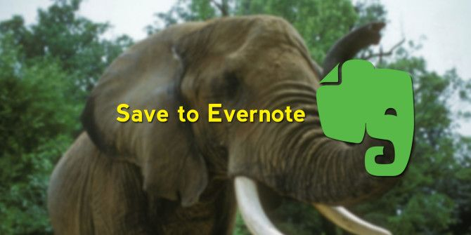 Send Content To Evernote In Record Time Using Drafts For iOS